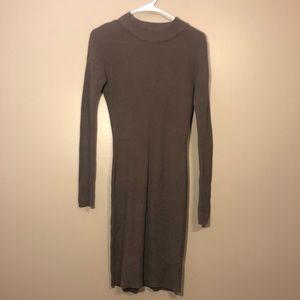 NWOT Anthropologie Long Sleeve Dress